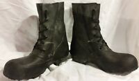 MENS MICKEY HOOD MILITARY BOOTS COLD WEATHER NO VALVE GROUND FORCES 9 B 9B NWOT
