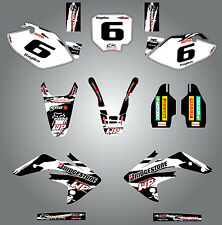Honda CRF 150 R - 2007 / 2015 Custom graphics kit Safari Style decals / stickers