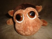 "Russ Peepers Monkey Diggleby 10"" long Plush & Beans item #23464"