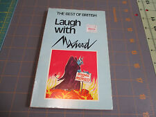 THE BEST OF BRITISH   LAUGH WITH MAHOOD BY KENNETH MAHOOD   LEADER BKS UK HUMOR