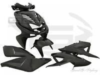 Kit de Disfraces Cubierta Piezas Revestimiento Negro para Yamaha Aerox MBK Nitro