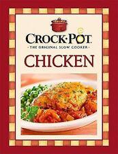 Crock-Pot Chicken Recipes (6 X 9 Cookbooks)