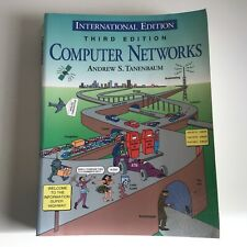 Computer Networks by Andrew S Tanenbaum  Free UK Delivery