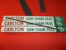 """(CARLTON) 5/32"""" - 6"""" (PRO) Chainsaw Files (12-Files Per Box)..."""