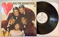Ruby and the Romantics - Self Titled LP 1967 Kapp KL-1526 Promo Soul NM/VG