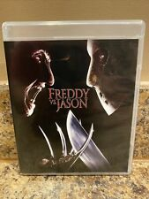 Friday The 13Th Freddy Vs Jason Blu-Ray Scream Factory Exclusive Deluxe Edition