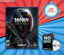 Mass Effect Andromeda PC (2017) ORIGIN DOWNLOAD KEY 🎮🔑