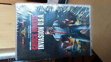 DVD INVASION USA Chuck Norris Neuf sous cello !!