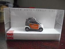 Busch HO 1/87 WDR Lokalzeit aus Aachen Smart Car NIP