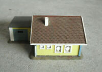 Vintage Faller HO Scale Ranch House with Garage 26101
