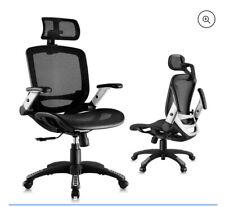 Gabrylly Ergonomic Mesh Office Chair, High Back Desk Chair - Adjustable Headrest