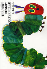 NEW. ERIC CARLE. THE VERY HUNGRY CATERPILLAR.