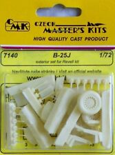 CMK 1/72 B-25J Exterior Set for Revell # 7140