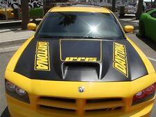 2005-2010 Dodge Charger SRT-8 TruFiber Ram Air Hood