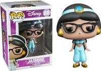 Aladdin - Nerd Hipster Jasmine Pop Vinyl Figure Funko Disney