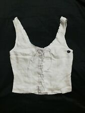 Women's Abercrombie And Fitch Crop Top Size S