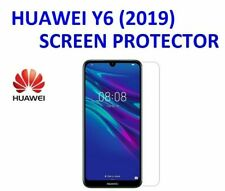 100% Genuine Huawei Y6 2019 Tempered Glass Screen Protector