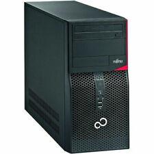 PC de bureau Fujitsu avec windows 10 pour 4 Go maximale de la ram