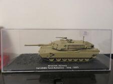M1A1HA ABRAMS 1 ST USMC TANK BATTALION IRAQ 2003 ALTAYA 1/72