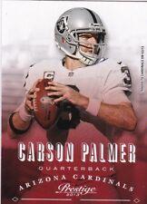 Carson Palmer 2013 PANINI PRESTIGE FOOTBALL cartes à collectionner, #1