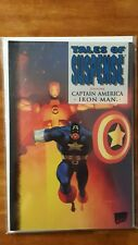 Tales of Suspense 1 1995 Captain America Iron Man High Grade Comic Book RM10-61