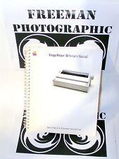 Apple Macintosh ImageWriter II (2) Owner's Manual Vintage Rare Mac Image Writer