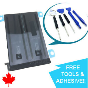 iPad MINI 2 2nd 3 3rd Gen Replacement Battery 020-8258 6471mAh VPN G69TA022H
