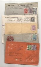 BELGIUM- 35 COVERS- 1920s-on-(nice variety)