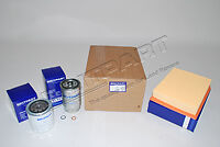 Land Rover Discovery 1 / RRC 300 tdi Engine Air Oil Fuel Filter Kit DA6007