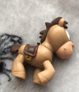 B Disney Pixar Toy Story 4 Mystery Minis Mattel Mini Figure RARE Bullseye