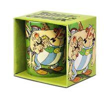 LOGOSHIRT - Comics - Helden - Asterix & Obelix - Römer - Kaffeebecher - Tasse