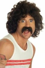 1970s Theme Costume Wigs & Facial Hair