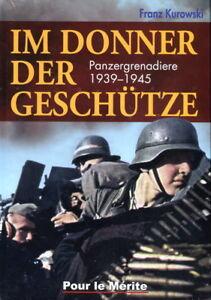 Im Donner der Geschütze (Franz Kurowski)