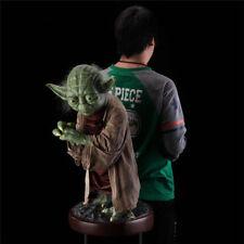 Life Sized 1:1 Custom Master Yoda Resin Statue Figure 85CM - 33Inches New