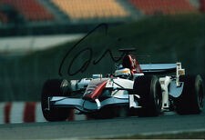 Giancarlo Fisichella Hand Signed Force India Photo 12x8 3.