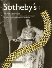 SOTHEBY'S FIT FOR A PRINCESS Couture Jewels Dior Hermes