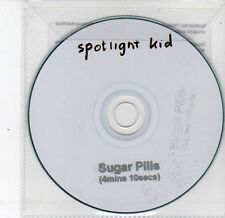 (DS371) Spotlight Kid, Sugar Pills - 2013 DJ CD
