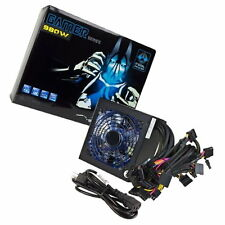 Cool Power CP-G980 Gamer 980W Quiet ATX PCI SATA Blue LED 120mm Fan Power Supply