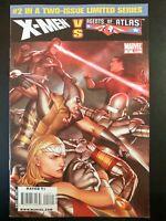 X-MEN vs AGENTS of ATLAS #2 (of 2) (2010 MARVEL Comics) VF/NM Book