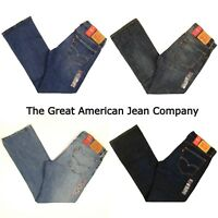 Levis 527 Slim Boot Cut Jeans Mens New Many Sizes And Colors Levi's NWT