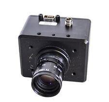 Baumer neuro check fwx20 + Pentax c2514-m telecamera Industriale