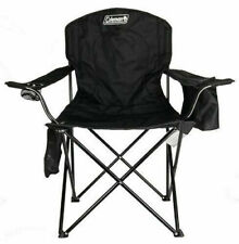 Coleman 2000020267 Quad Chair with Cooler - Black