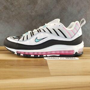 Nike Air Max 98 'South Beach' Women Shoes - Wmns Size 11 / Mens 9.5 (AH6799-065)
