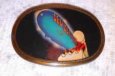 Vintage 1977 Led Zeppelin Belt Buckle