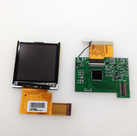 BACKLIT GBC TFT LCD / GAMEBOY COLOR REPLACEMENT VERSION Free Shipping