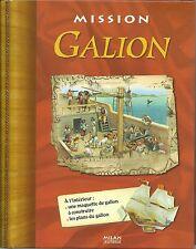 MISSION GALION - MILAN JEUNESSE - NEUF