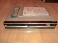 LG RCS7700 DVD-Recorder / VHS-Videorecorder, inkl. FB&BDA, 2 Jahre Garantie