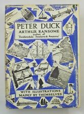 Peter Duck  by Arthur Ransome  1975 reprint