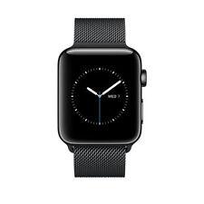 Apple Smartwatches aus Edelstahl mit 4G-Verbindung
