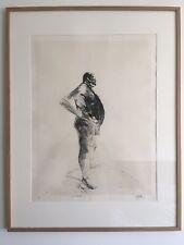 Sam Szafran Lithographie Originale
